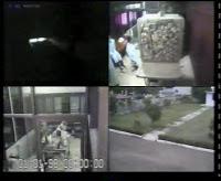 Hasil Rekaman CCTV Yang Kondisinya Telah Rusak